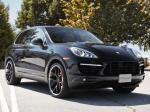 Porsche Cayenne Turbo PUR Wheels by SR Auto Group 2012 года